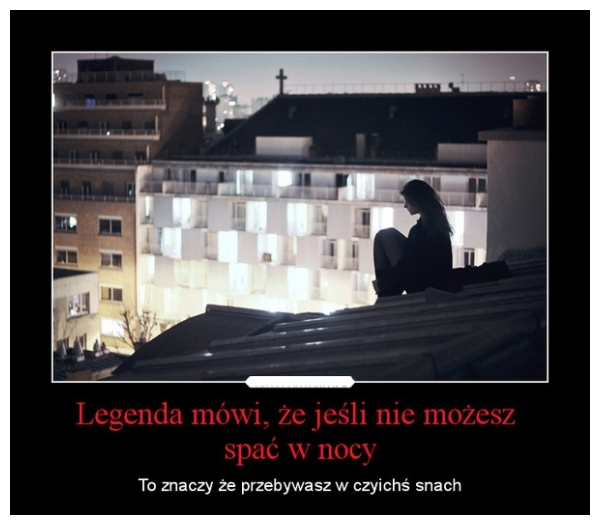 legenda mówi..