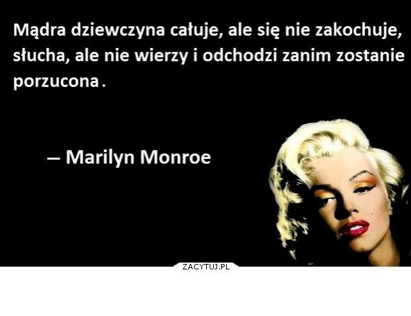 Mądra kobieta..